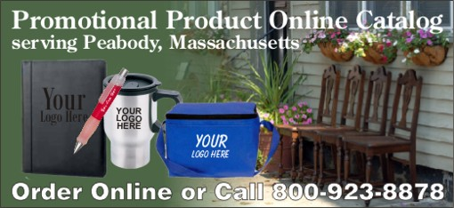 Promotional Products Peabody, Massachusetts